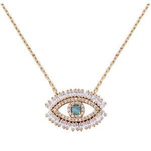 Jewelry - Monogram letter necklace